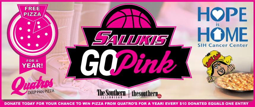 Saluki's Go Pink